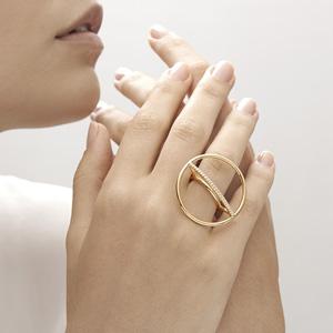 A simbologia dos anéis usados na mão direita
