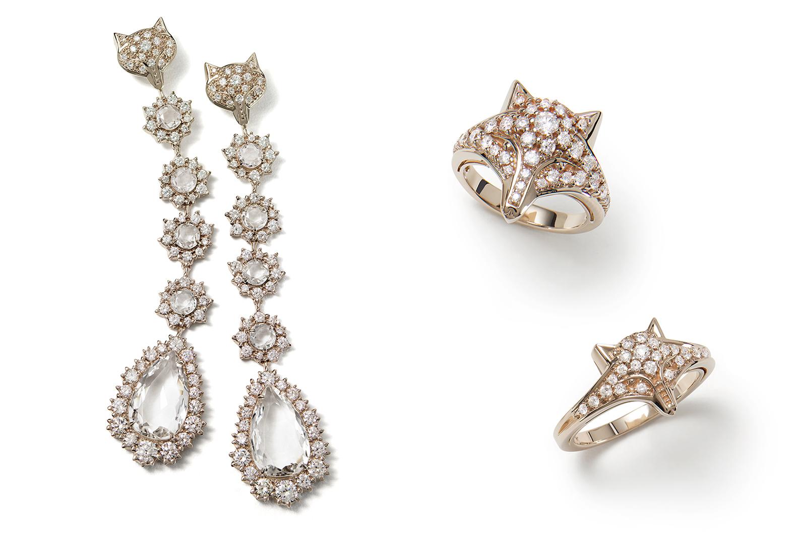 Brincos-ROCK-WINTER-de-Ouro-Nobre,-cristais-de-rocha-e-diamantes-brancos