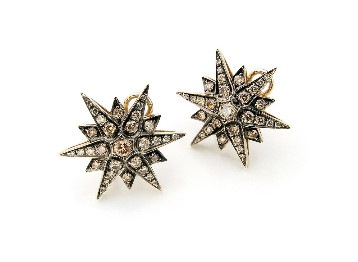 Brincos-Stars-de-Ouro-Nobre-com-diamantes-cognac-alta