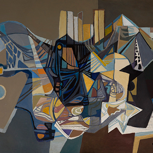 O talento de Roberto Burle Marx na Pinacoteca