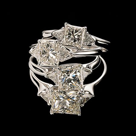 Abril, o mês dos diamantes