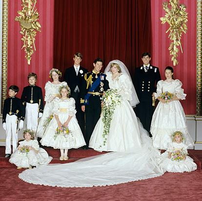 3 casamentos da monarquia que foram uma grande atração
