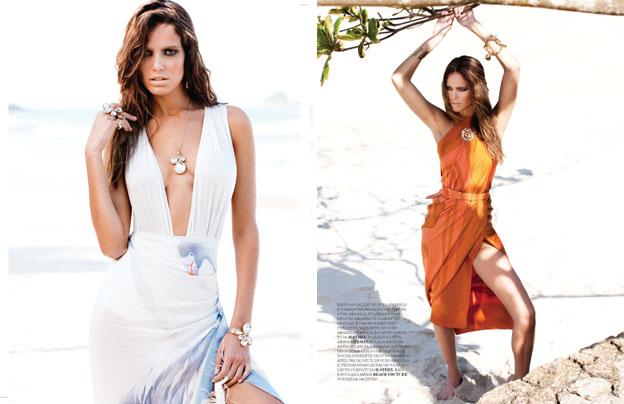 Editorial Vogue H.Stern 2010 (praia 2)