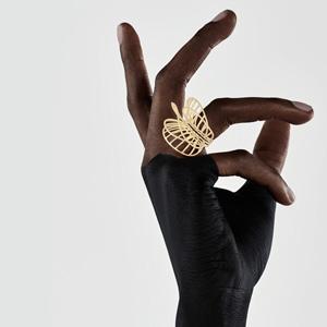 Conheça as novas joias inspiradas nos balés do Grupo Corpo