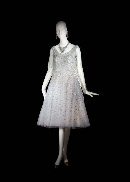 Dior Haute Couture Collection - 1958 © Alexandre Guirkinger