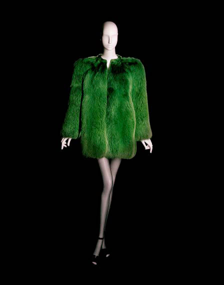 Haute Couture Collection - 1971 © Alexandre Guirkinger