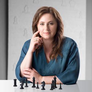 Judit Polgar, a maior jogadora de xadrez de todos os tempos