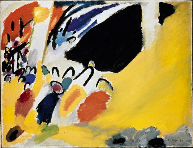 Kandinsky - impression iii