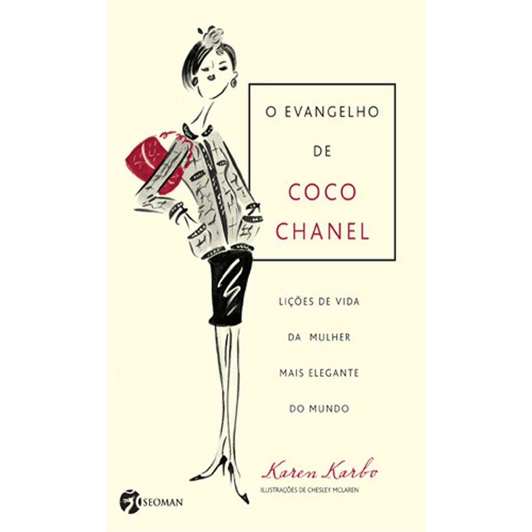 """Não deixe de ler """"O Evangelho de Coco Chanel"""""""