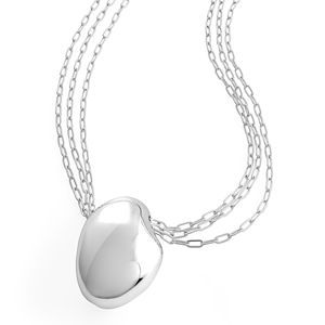 Joias Pedras Roladas ganham versões inéditas de prata