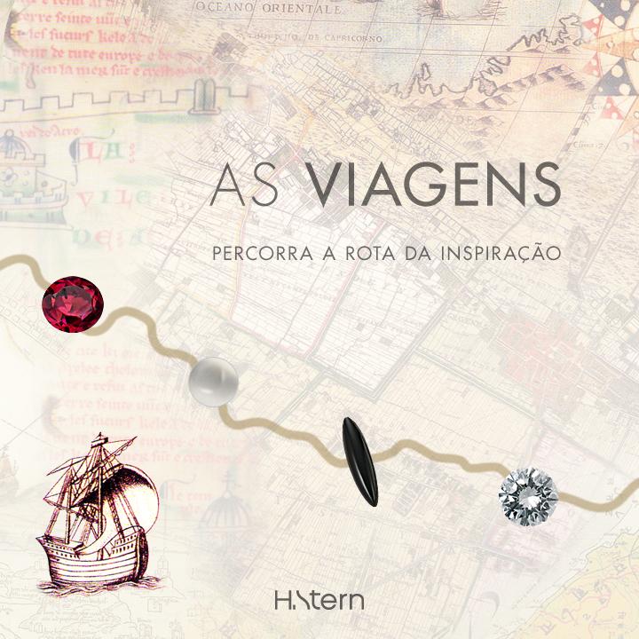 Game As Viagens: embarque nesta fascinante jornada com a H.Stern!