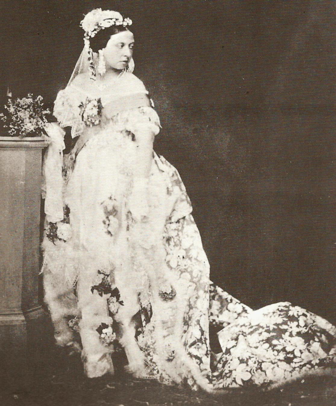 Queen Victoria wedding Oct 15- 1839