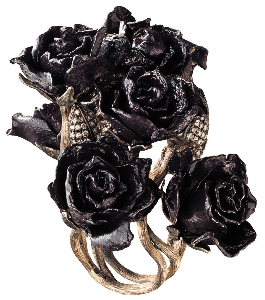 Anel Rosas Falantes