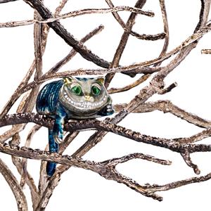O extraordinário trabalho de Tim Burton já se refletiu em joias