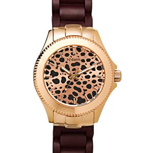 Conheça os relógios HS ID Animal Print
