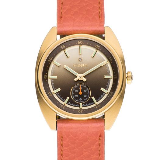 Conheça os novos relógios Golden Brown