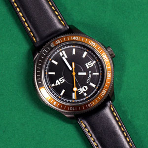 Novo relógio H.Stern para os amantes de futebol!