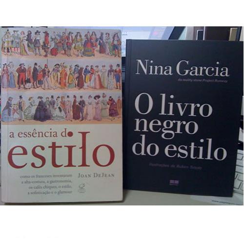 Dois livros pra você encontrar o seu estilo