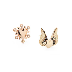 Mismatched earrings: que tal descombinar?